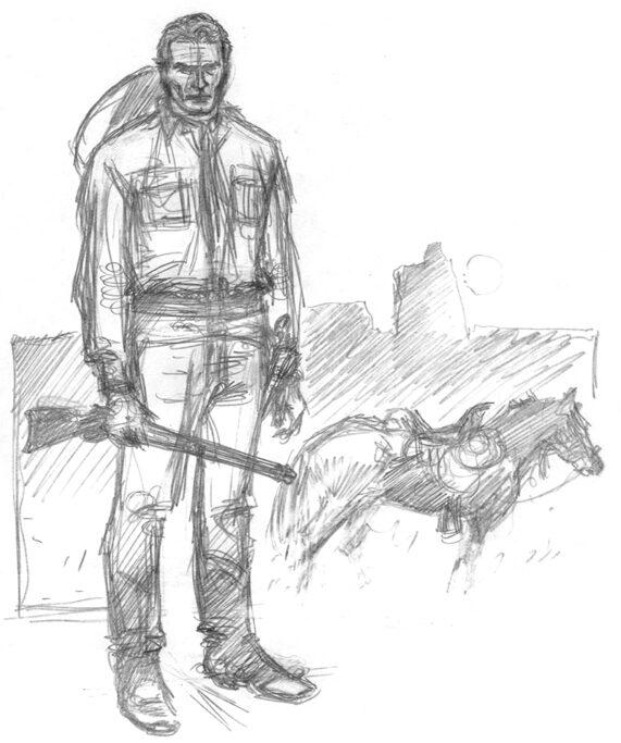 prva-frizendina-skica-teksovog-lika